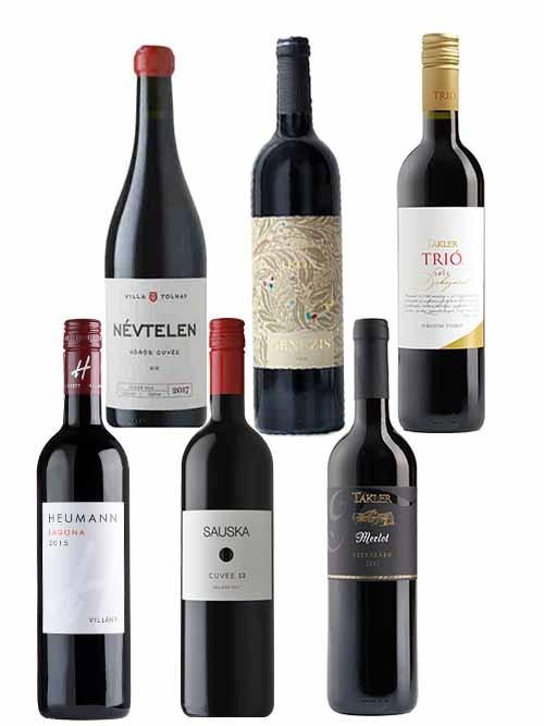 Genießerpaket Rotwein