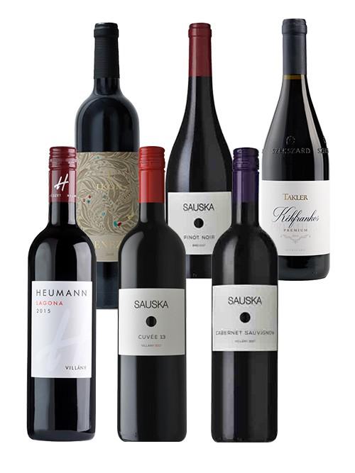 Premiumpaket Rotwein