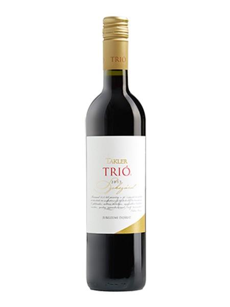 TAKLER Szekszárdi Trió Cuvée vörös - 2017